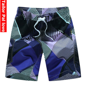Quick Dry Board Shorts Men Boardshorts Men's Beach Shorts For Swimming Bermuda Surf Swimsuit Man Swimwear Swim Trunks Boardshort