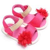 ROMIRUS Baby Girl Newborn Shoes Spring Summer Sweet Very Light Mary Jane Big Bow Knitted Dance Ballerina Dress Pram Crib Shoe - thefashionique