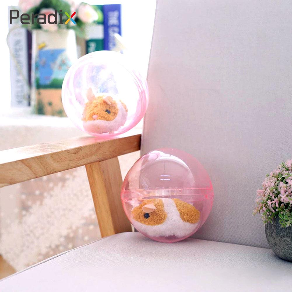 Running Ball Crystal Hamster Ball Exercise Jogging Hamster Cute Hamster Funny Plastic Running - thefashionique