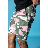 SIMWOOD 2019 summer new Camouflage cargo shorts men causal plus size fashion 100% cotton high quality shorts 190260 - thefashionique