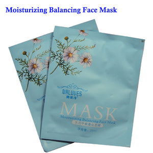 Sheet Mask Hyaluronic Acid Facial Mask Moisturizing Brightening and Whitening Skin Care Treatment Mask 30ml/ 1PCS - thefashionique