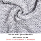Simplee Casual knitting long cardigan female Loose kimono cardigan knitted jumper 2017 warm winter sweater women cardigan - thefashionique