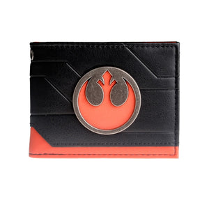 Star Wars Fashion Wallet Men Wallet High Quality Designer Short Purse - thefashionique
