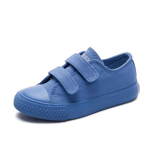 Students Canvas Shoes Breathable Boys Girls Sports Shoes Fashion Candy Sneakers Kindergarten Kids Toddler Shoes Sapato Infantil - thefashionique