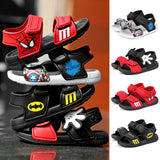 Summer Kids Sandals for Baby Girl Boy American Captain sandals summer Girls shoe beach shoe Boy shoes 2020 Children Sandals