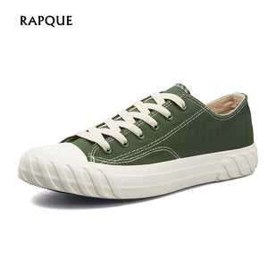 Summer men's vulcanity shoes vulcanized shoes canvas sneakers men casual flats loafers male espadrilles shockproof RAPQUE - thefashionique
