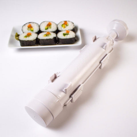 Sushi Maker Roller Roll Mold Sushi Roller Bazooka Rice Meat Vegetables DIY Sushi Making Machine Kitchen Sushi Tools - thefashionique