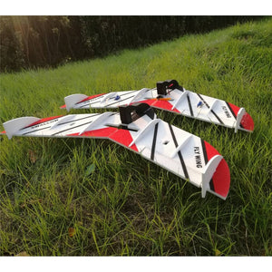 Swallow EPP 800mm Wingspan Fixed Wing RC Airplane Kit - thefashionique