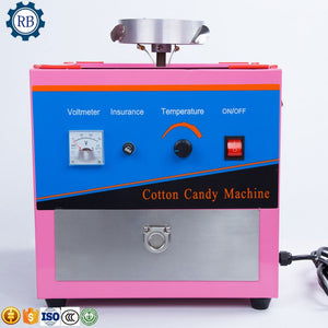 Sweet Cotton Candy Make Machine Mini Home Use Cotton Candy Maker Machine With Lowest Price