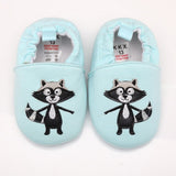 Toddler Newborn Bebe Girl Boy Soft Sole Cute Crib Shoes Slipper 0 6 12 18 Months Skid-Proof  Cartoon Fashion Baby Shoes Fox - thefashionique