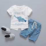 Toddler baby boys girls children clothing sets sports tracksuit for 2018 summer little girls boys kids outerwear clothes sets - thefashionique