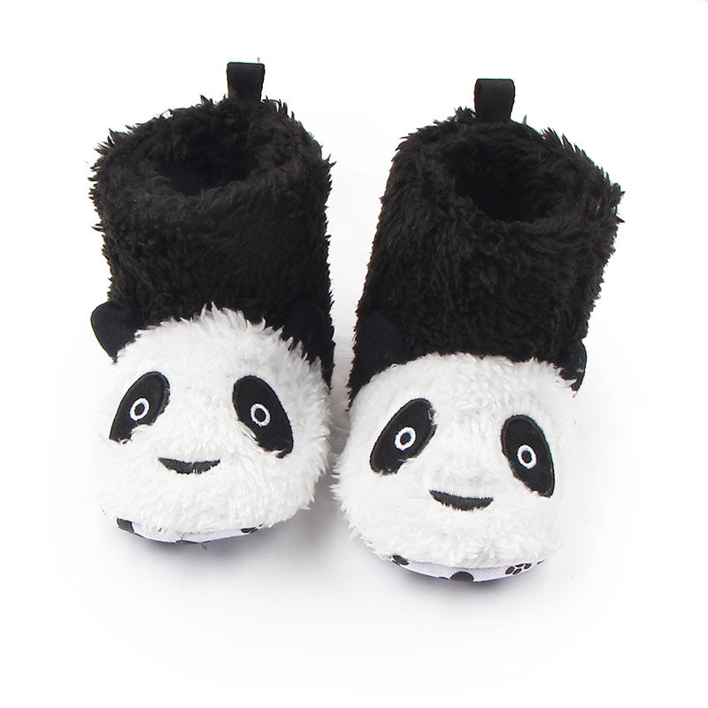 bb1272f58e53 TongYouYuan Winter Warm Baby Boy Shoes First Walkers Knitted Sweaters