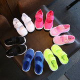 Top Selling Summer 5 Color Children Shoes Boys Sneakers Baby Girls Net Breathable Casual Sport Shoes Kids Soft Shoes Size 26-36 - thefashionique
