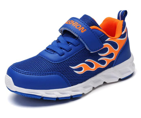 UOVO 2018 Kids Running Shoes For Boys Fashion Breathable Sport Sneakers Spring Big Children Shoes Size 30#-40# - thefashionique