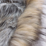 US Size S-3XL Upgraded Quality Jacket Women Spring Winter Coat,Sweatshirt Large Raccoon Fur Hoodie Women Clothing #3002 - thefashionique