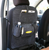 Universal Baby Car Seat Back Storage Bag Kids Infant Stroller Organizer Multi-Pocket Travel Baby Bag Stroller Accessories - thefashionique