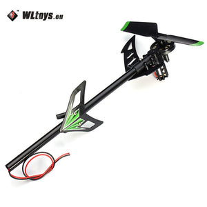 WLtoys V912 Brush RC Helicopter Spare Parts Tail Motor Set for RC Models High Quality Accessories Accs - thefashionique
