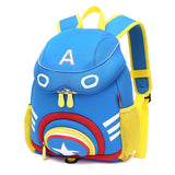 Waterproof Preschool Bags for Boys Mini School Bags for Girls 3D Cartoon Baby Backpack Kids Bag Anti-lost Toddler Bag - thefashionique