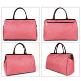 Women Large Travel Bags Fashion Weekend Hand Luggage Capacity Bag  Size 44*30*19cm  48%OFF 152 - thefashionique