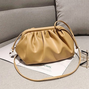 Women's bags 2020 Bags For Women Cloud bag Madame Bag Single Shoulder Slant Dumpling Bag Soft Leather Handbag  Messenger Bags