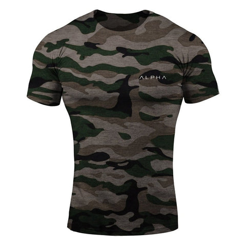 YEMEKE Summer New mens gyms T shirt Crossfit Fitness Bodybuilding Fashion Male Short cotton clothing Brand Tee Tops