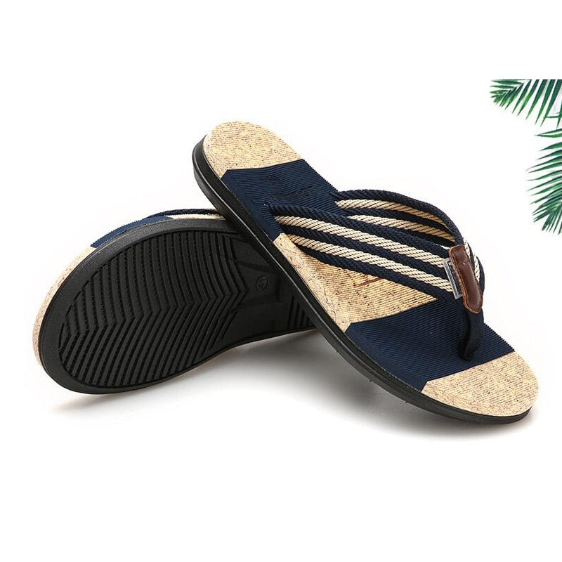 YIGER New women Slippers flip flops men slippers couple slippers Manufacturers men's beach shoes Large Size 36-45 2019 summe 271 - thefashionique
