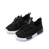 Yorkzaler Spring Autumn Kids Shoes 2017 Fashion Mesh Casual Children Sneakers For Boy Girl Toddler Baby Breathable Sport Shoe
