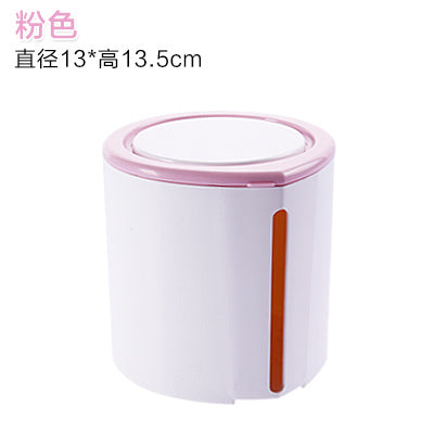 bathroom plastic paper towel holder paper holder household toilet punch-free wall-mounted sucker sanitary tissue box LO42412 - thefashionique