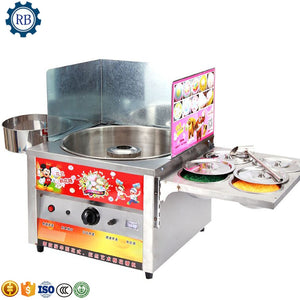 electric commercial used flower sugar cotton candy floss making machine maker price for sale