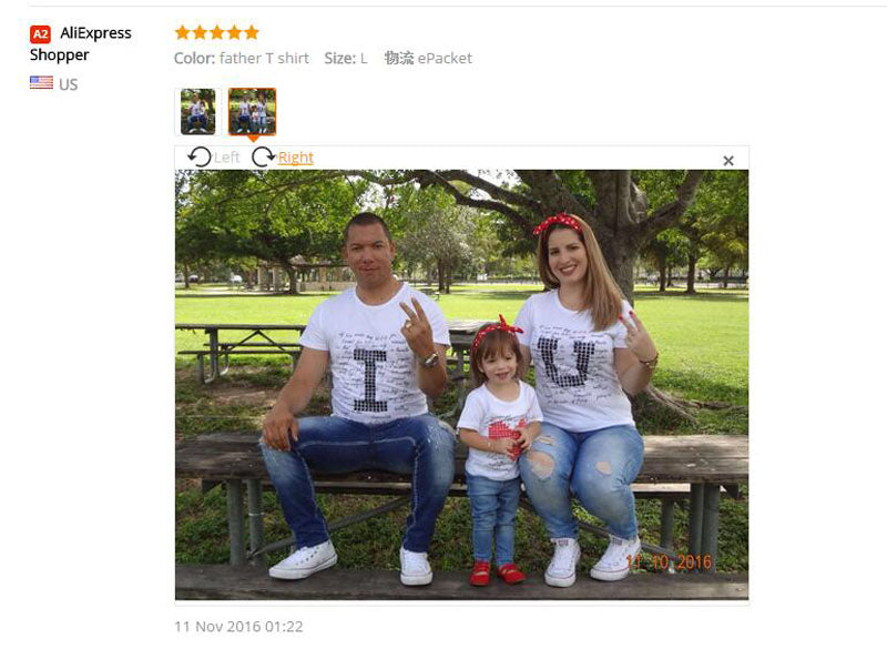 family matching clothes Parent-child Casual Outfit Family Clothing Short Sleeve Cotton T-shirt summer style Love Family Suits - thefashionique