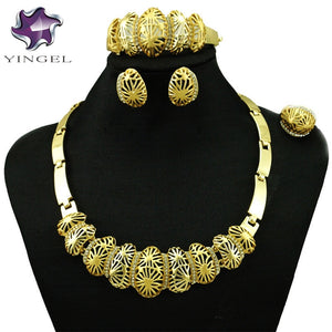 jewelry sets new design for african women  necklace wedding jewelry fashion jewelry womens accessories necklace