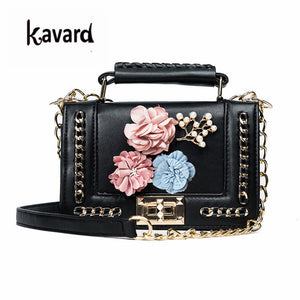 kavard Mini Bead beach bag handbags women famous brand luxury handbag women bag designer Crossbody bag for women 2017 sac a main - thefashionique