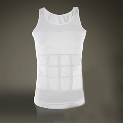 man sliming body shaper vest, lost Weight Vest Shaping Undergarment Elimination Of Male Beer Belly Body Shaping vest