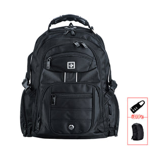 men travel laptop Backpack For Teenage Boys 17 inch big Waterproof 15.6 Laptop Backpack gear Men Backpack Bag Women mochila - thefashionique