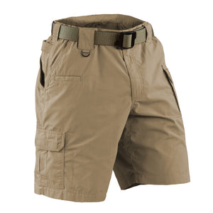 plus size military US army Multi-Pocket brand 73287 khaki cargo shorts men clothes 2018 tactical Knee Length workout male - thefashionique