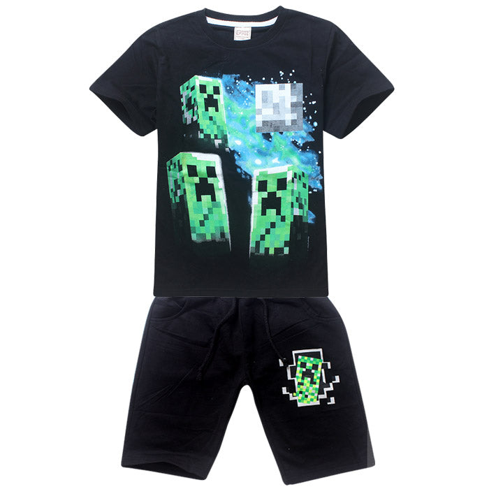 Roblox Kids Clothes T Shirt Shorts Children S Sets Minecraft