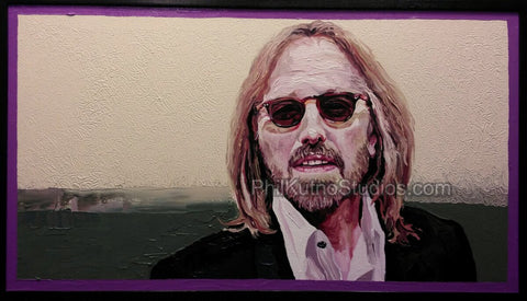 Tom Petty Painting #1