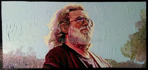 Jerry Garcia Painting #3