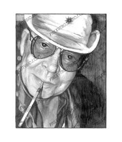 Hunter S. Thompson #2