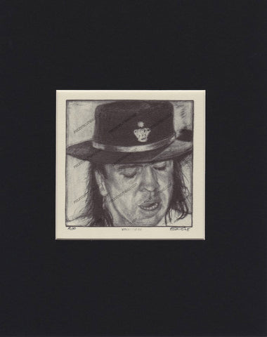 Stevie Ray Vaughan #1 - SRV