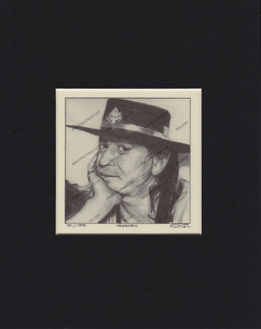 Stevie Ray Vaughan #2 - SRV