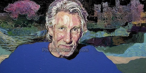 Roger Waters Painting #1