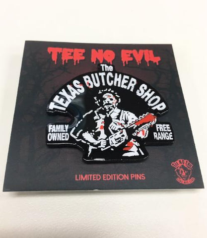Butcher Limited Edition Pin