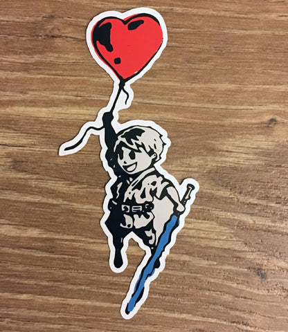 Darthsy Kid Sticker