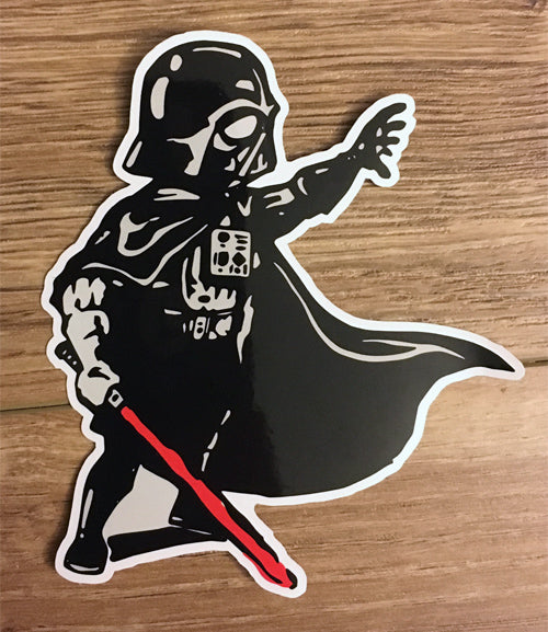 Darthsy Dad Sticker