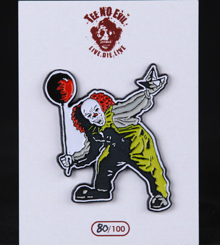Big Top Circus Limited Edition Pin