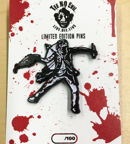 Rebel Limited Edition Pin