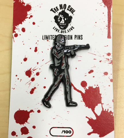 RingLeader Limited Edition Pin