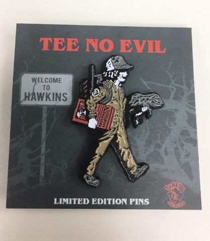Stranger Limited Edition Pin