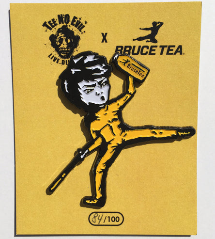Bruce Lee Limited Edition Pin